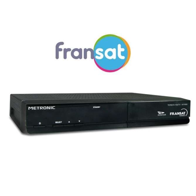 Terbox Connect PVR Ready FRANSAT