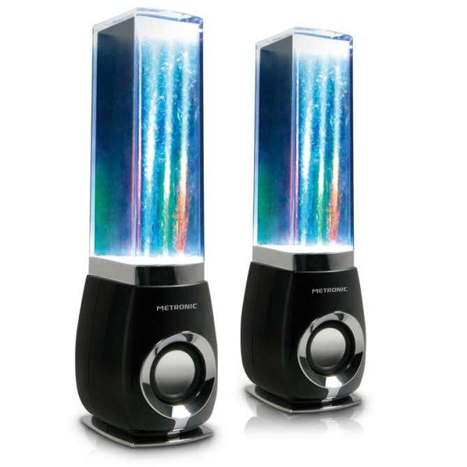 Speakers Water dancing