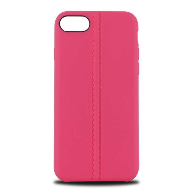 Coque souple 'Business line' pour iPhone 7/8/SE 2020 - rose